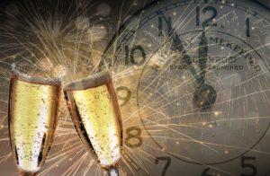 Symbolbild: Silvester-Countdown