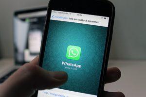 Symbolbild: Werbung bei WhatsApp