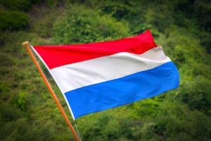 Symbolbild: Falgge der Niederlande