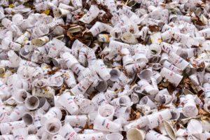 Symbolbild: Verbot für Wegwerfprodukte aus Plastik bis 2021