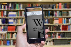 Symbolbild: Die Enzyklopädie Wikipedia ist für 24 Std. nicht erreichbar