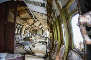 Symbolbild: Flugzeugabsturz in Erzhausen - mindestens drei Tote