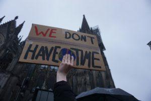 Symbolbild: Fridays for Future - Forderungen werden konkret