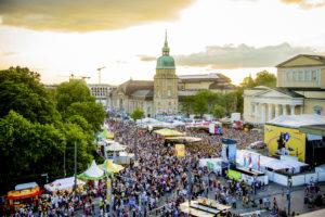 Symbolbild: 21. Schlossgrabenfest - Quelle: Björn Friedrich
