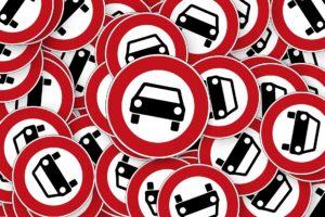 Symbolbild: Dieselfahrverbote treten in Darmstadt in Kraft