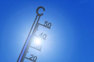 Symbolbild: Extremwetter: Hitzerekord gebrochen