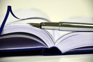 Symbolbild: Notizbuch; Notizen anfertigen mit GoodNotes