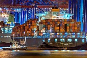 Symbolbild: US-Strafzölle für China