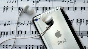 Symbolbild des Apple iPod: Komme ins Gespräch!