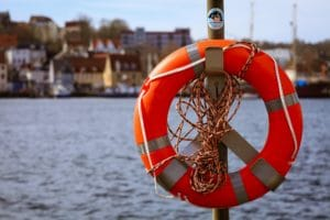 Symbolbild: Härtere Strafen gegen Seenotrettung