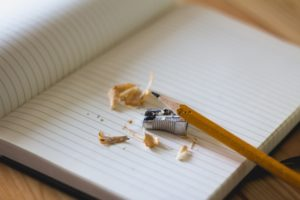 Symbolbild: Tablet statt Stift und Papier, doch auf Handschrift möchte ich nicht verzichten