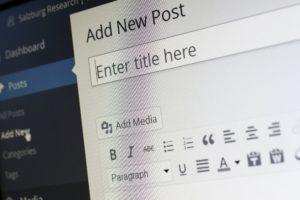 Symbolbild: Zu den bekanntesten CMS zählt die Open-Source Software WordPress von Automattic