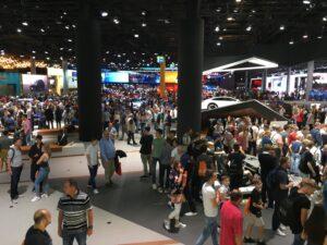 Bild: Eindrücke zur IAA 2019 auf dem Messegelände Frankfurt