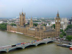 Symbolbild: Zwangspause für das britische Parlament