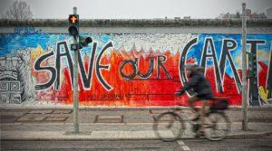 Symbolbild: 30 Jahre Fall der Berliner Mauer