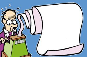Symbolbild: Papierlos trotz Bonpflicht: Geht das?