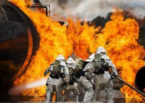Symbolbild: Feuerwehreinsätze zu Silvester: Die Kehrtwende der Medaille