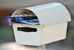 Symbolbild: Weniger Werbepost-Müll durch Opt-In-Verfahren