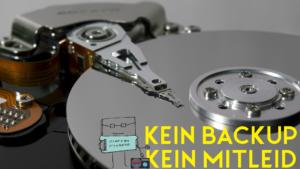 Kein Backup - kein Mitleid: Über Backup-Strategien, RAID-Verbünde & allerlei Festplatten