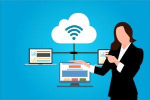 Symbolbild: Was macht die Cloud mit meinen Daten?