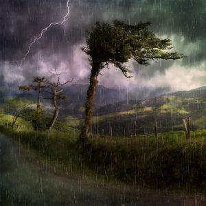 Symbolbild: Sturmtief Sabine: Keine Ruhe vor dem Sturm