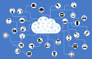 Symbolbild: Eine englischsprachige Wolke; Die Cloud