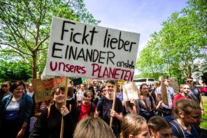 Symbolbild: Fridays for Future verlegt Demonstrationen ins Netz