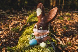 Symbolbild: Corona-Update (Stand: 04.April): Ungewöhnliches Osterfest