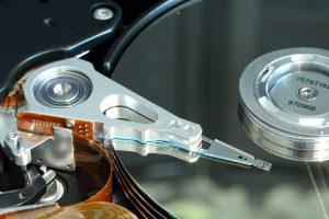 Symbolbild: Archiv-Festplatten fürs NAS-Datengrab?