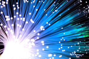 Symbolbild: 44,2 Tbit/s: Forscher brechen Datendurchsatzrekord