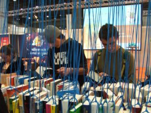 Symbolbild: Frankfurter Buchmesse - trotz Corona