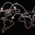 Symbolbild: Das Internet ist ein dezentrales Netz