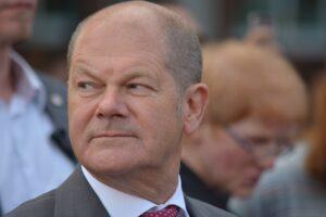 Symbolbild: Finanzminister Olaf Scholz goes Bundeskanzler 2021
