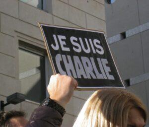 Symbolbild: Prozessbeginn gegen die Komplizen der Charlie-Hebdo Attentäter