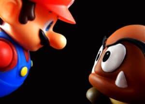 Symbolbild: Super Mario Bros 35 ist ein Online-Multiplayer-Spiel von Nintendo
