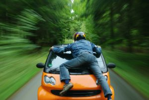Symbolbild: Autoattacke in Trier