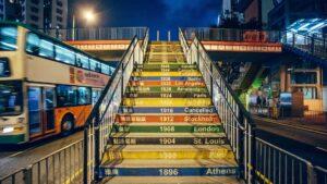 Symbolbild: Olympische Spiele in Tokio ohne Zuschauer