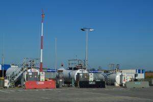 Symbolbild: Explosion im Chempark-Leverkusen